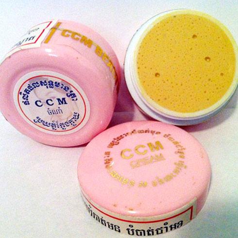 Kem Đặc Trị Tàn Nhang CCM Beautiful Care Thái lan