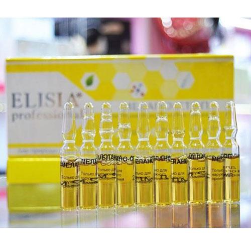 Serum Collagen Trị Nám Tàn Nhang Elisia Professional Nga