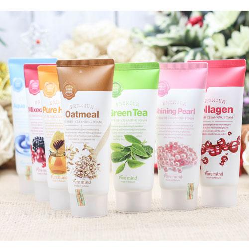 Sữa Rữa Mặt Mật Ong Pure Mind Hàn Quốc