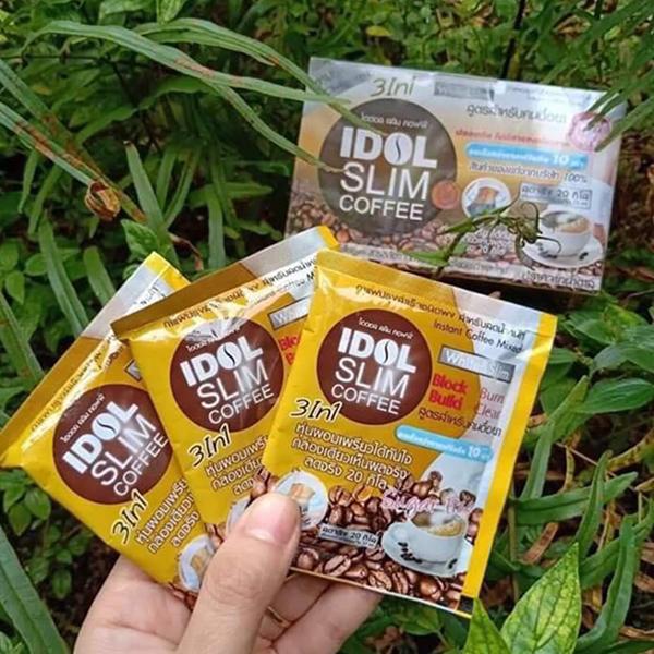 Cà Phê Giảm Cân Idol Slim Coffee 3in1 Thái Lan