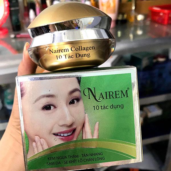 Kem Nirem Ngừa Thâm, Tàn Nhang, Sạm Da, Se Khít Chân Lông
