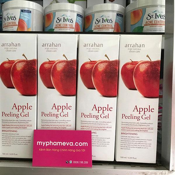 Kem Tẩy Tế Bào Chết Arrahan Apple Peeling Gel Hàn Quốc