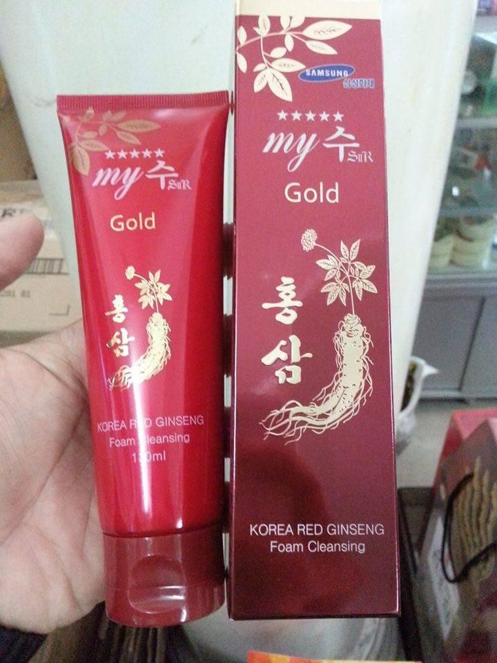 trang-diem-khuon-mat-sua-rua-mat-sam-do-my-gold-gingseng-han-quoc-76